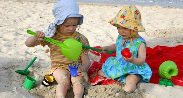 Kreta-Urlaub mit Baby ist bei vielen Eltern beliebt