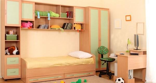 Fotorollos für das Zimmer von Baby und Kind