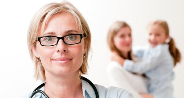 Der richtige Kinderarzt ist für viele Eltern mit Baby oder Kleinkind sehr wichtig