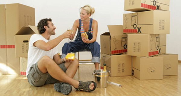 den umzug in eine neue wohnung planen. Black Bedroom Furniture Sets. Home Design Ideas
