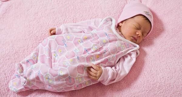 Sicherer und gesunder Babyschlaf