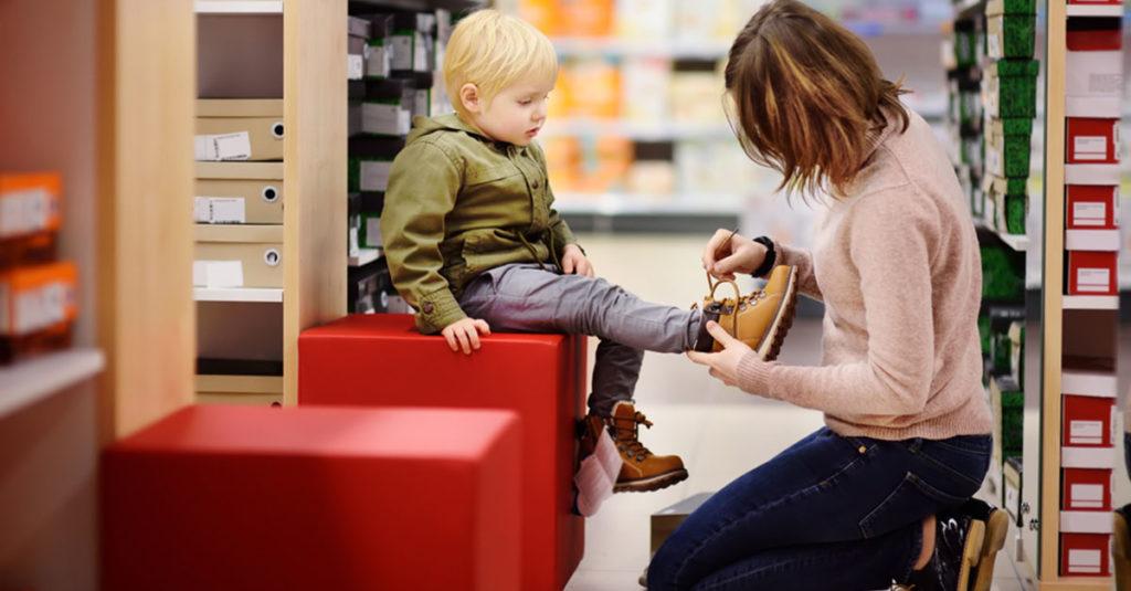 Schuhe für Kinder kaufen