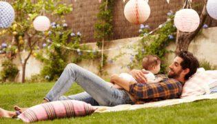 Der eigene Garten – Ruheoase und Spielplatz