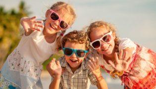 Sommerliche Mode für Kinder