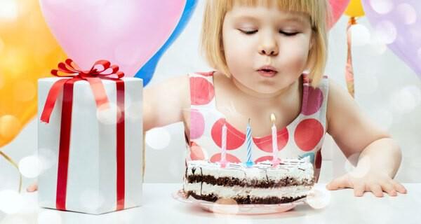 Die perfekte Torte für einen Kindergeburtstag