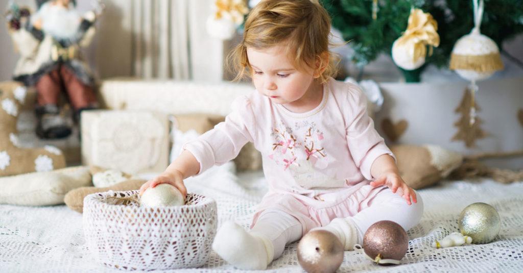 Weihnachten mit Kleinkindern