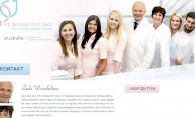 IVF Zentrum Prof. Zech Salzburg