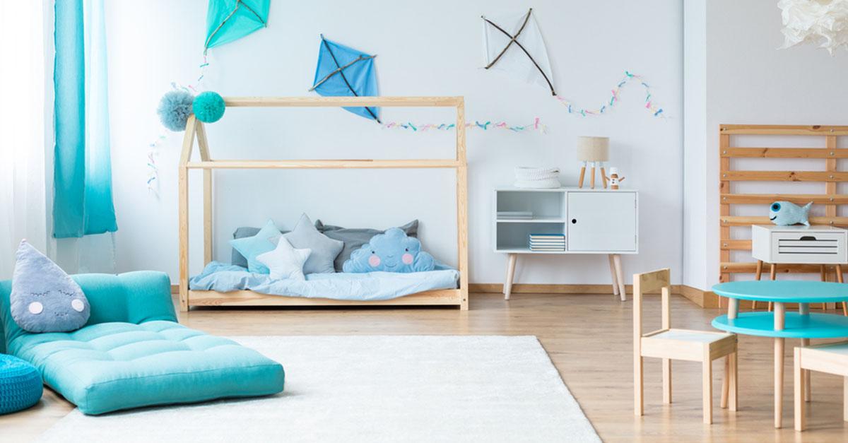 Kindgerechte Wohnraumgestaltung leicht gemacht