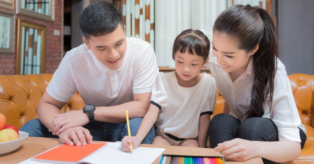 Mit Kindern richtig lernen