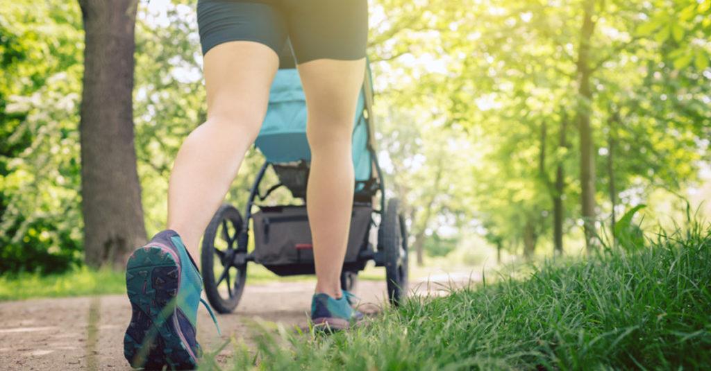 Die Vorteile eines Joggers