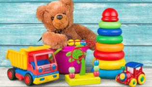 Spielzeug gebraucht kaufen hilft sparen