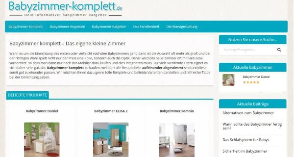Gestaltungstipps und Ideen für das Babyzimmer