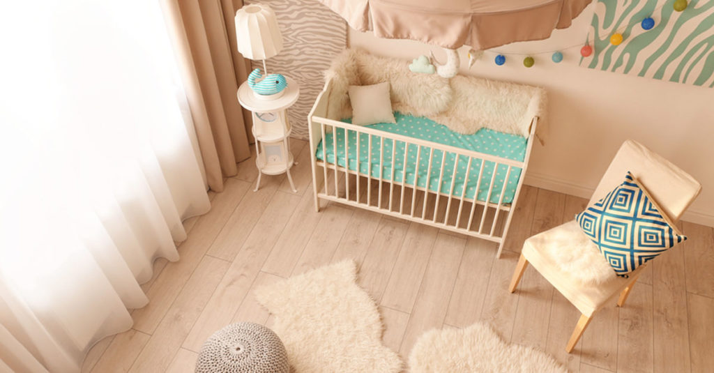 Gestaltungstipps für das Babyzimmer