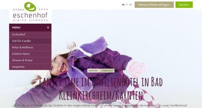 Top für Familienurlaub: Bad Kleinkirchheim