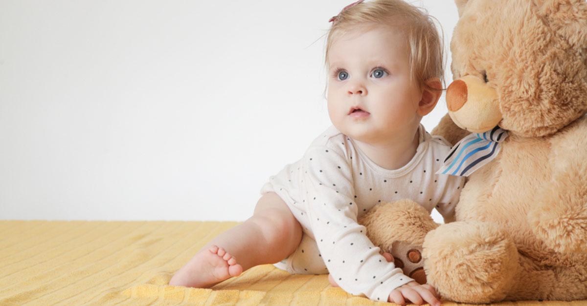 Spiele für und mit Baby