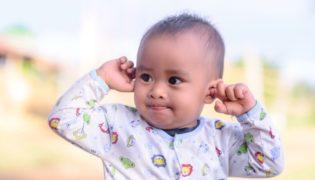 Gehörschutz für Babys
