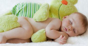 Gesunder Schlaf für Babys