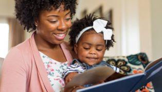 Wie einem Kind Lesen beibringen?