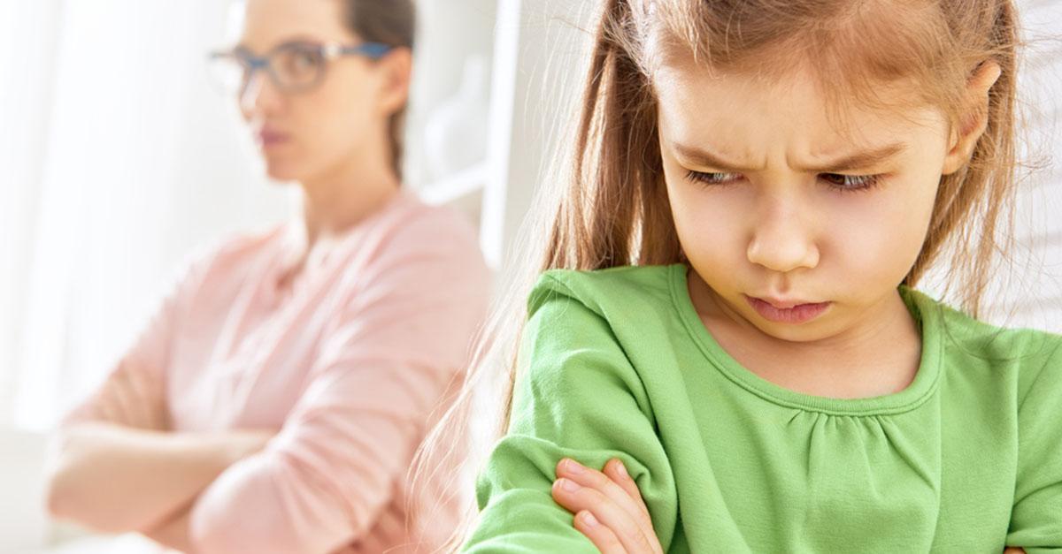 Eltern-Kind-Konflikte