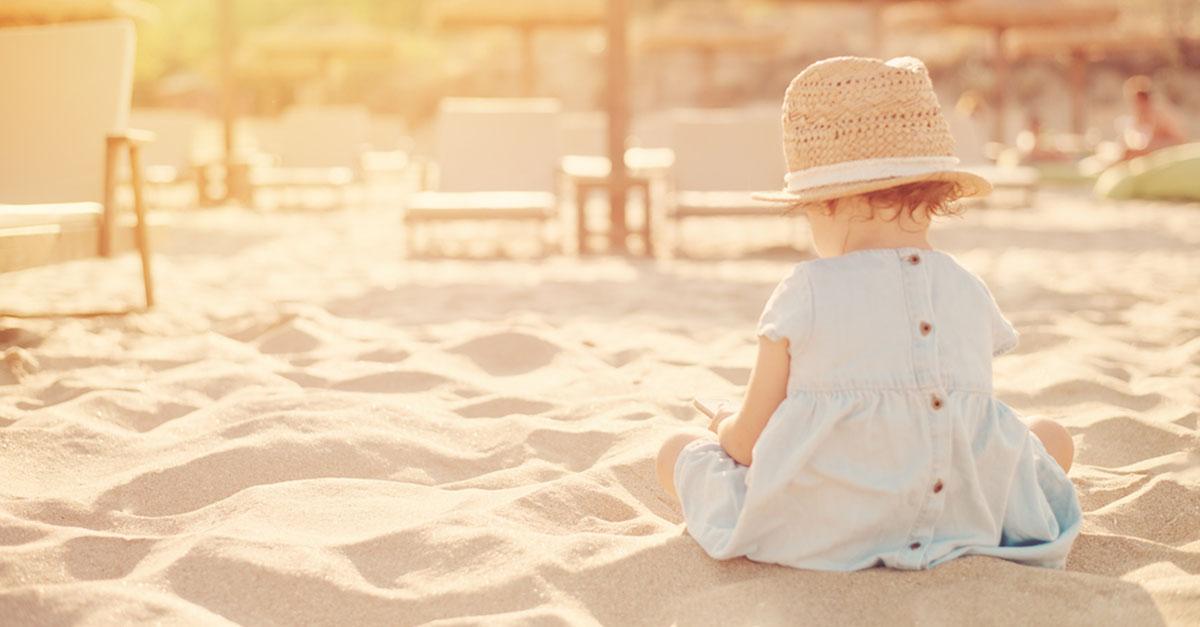 Der richtige Sonnenschutz fürs Baby