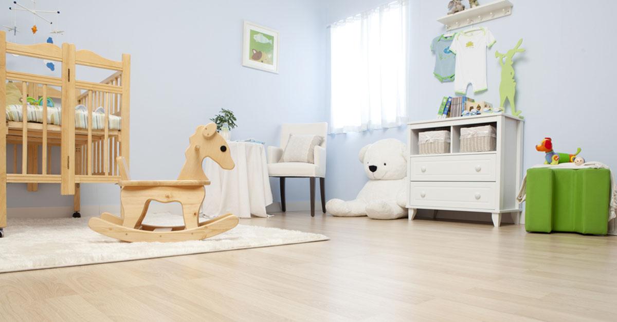 Babyzimmer gestalten – Tipps und Tricks