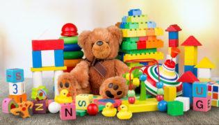 Spielwaren für Baby und Kind