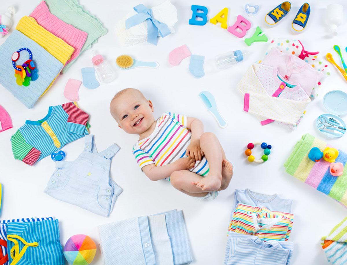 Die richtige Erstausstattung für Ihr Baby