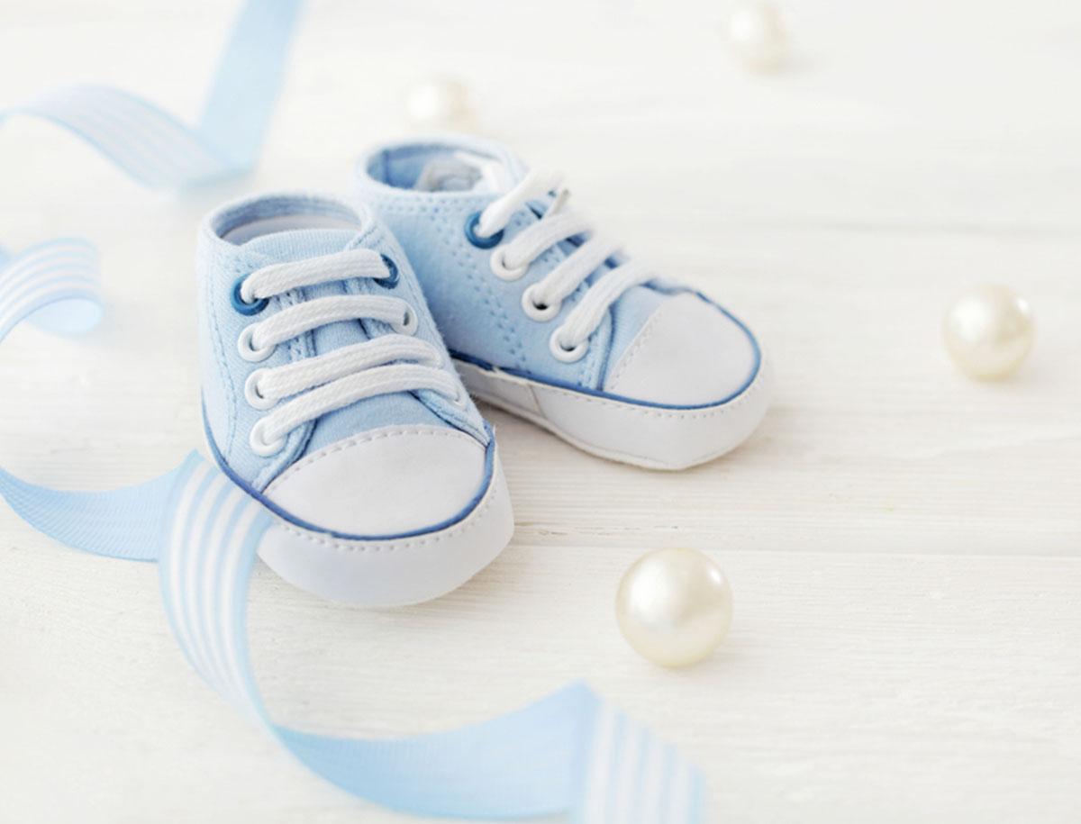 Die ersten Schritte im richtigen Schuh
