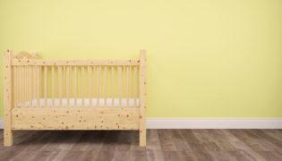 Umbaubare Babybetten