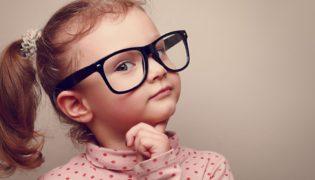 Kinderbrillen bieten Schutz für Kinderaugen