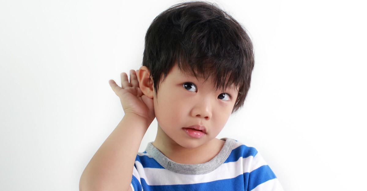 Kind und Hören
