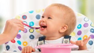 Lebensmittelunverträglichkeit bei Kleinkindern