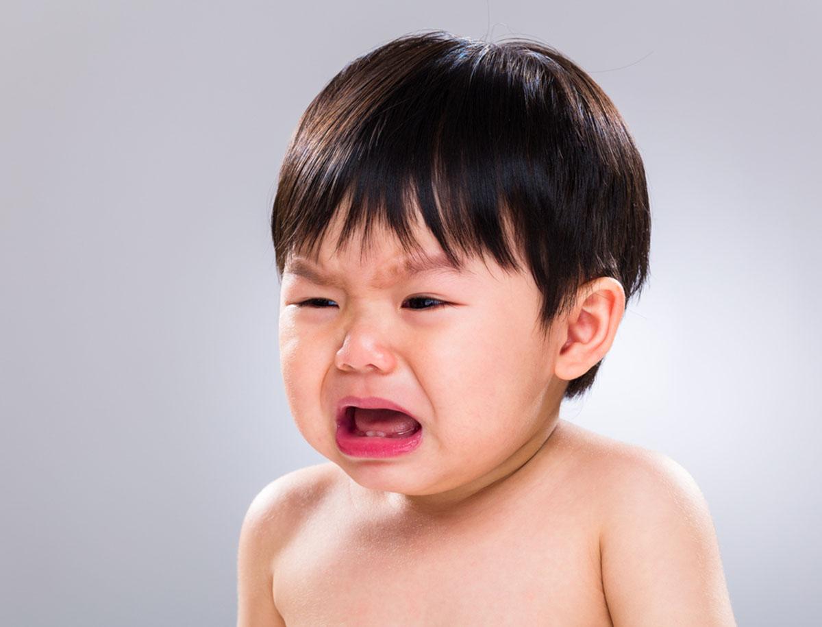 16. Monat: Der ganz normale Wutanfall