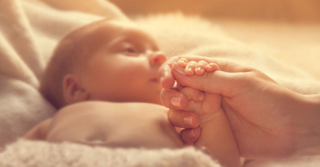 Säuglingsalter