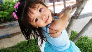 36. Monat: Ihr Kleines ganz groß