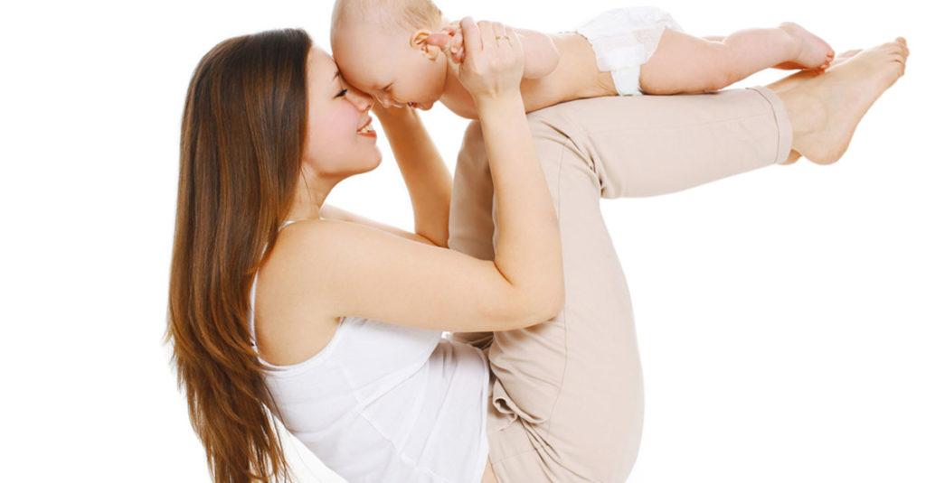 Aktivsein mit Kind