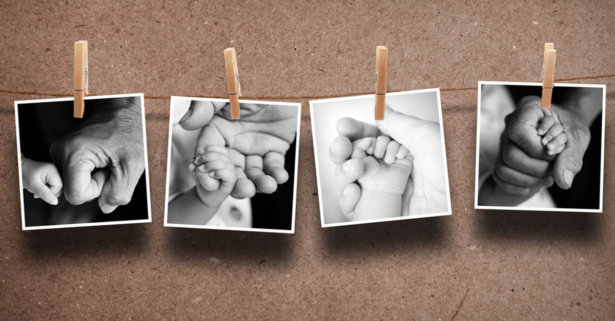 Baby Fotobuch gestalten