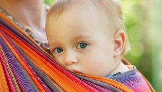 Baby Tragetuch – was Sie wissen sollten
