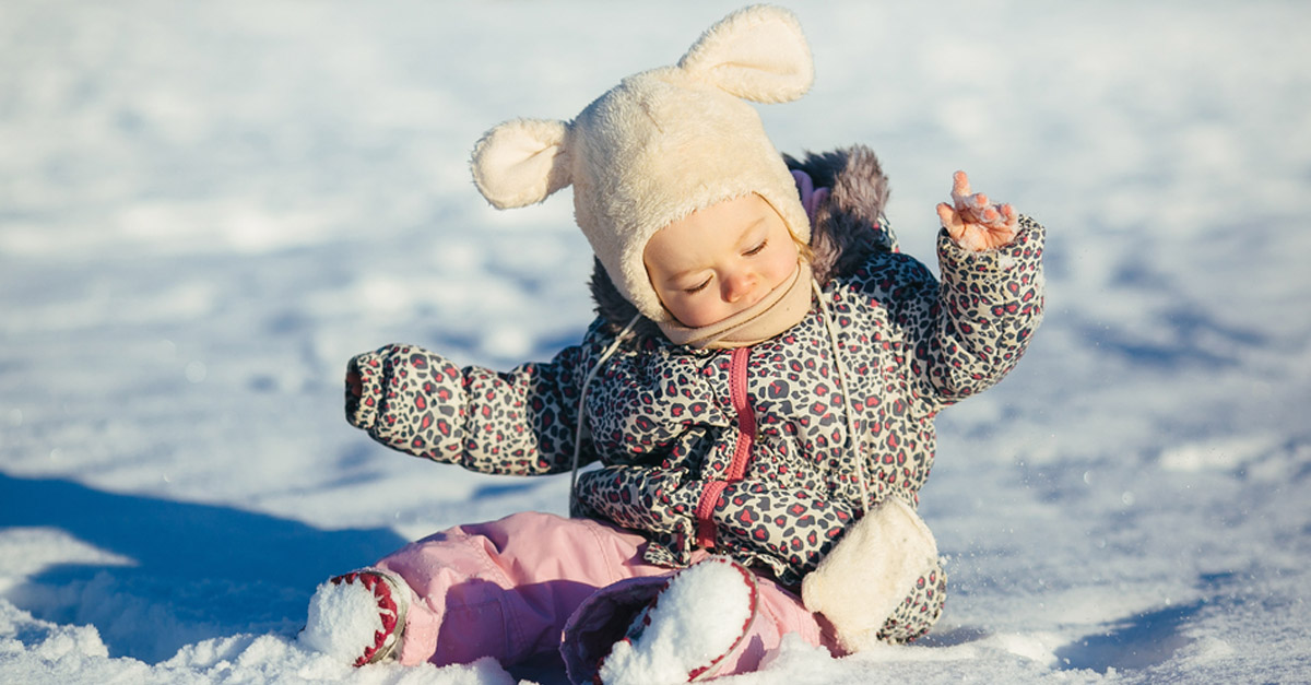 baby kälte
