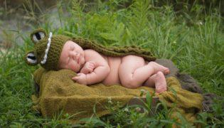 Wo soll das Baby schlafen?