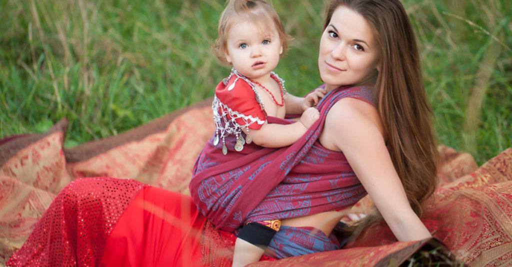 Bauchtanz für Mutter und Baby