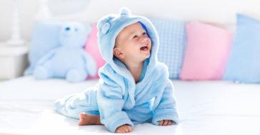 Besonderheiten der Babyhaut