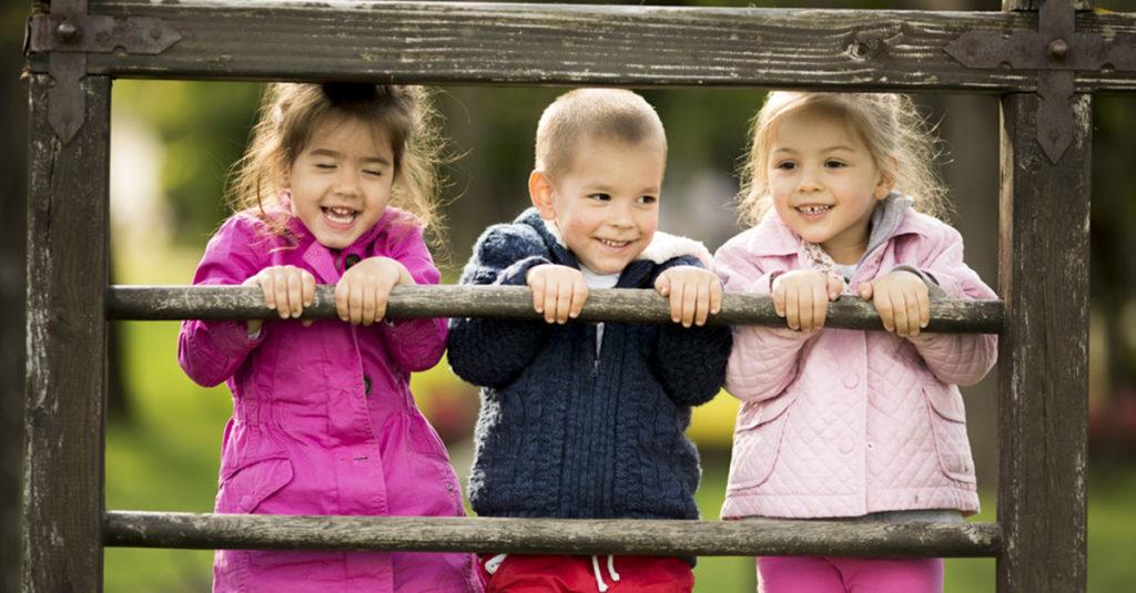 Bewegungsförderung macht Kinder sicher