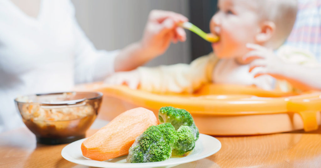 Einfluss der Ernährung