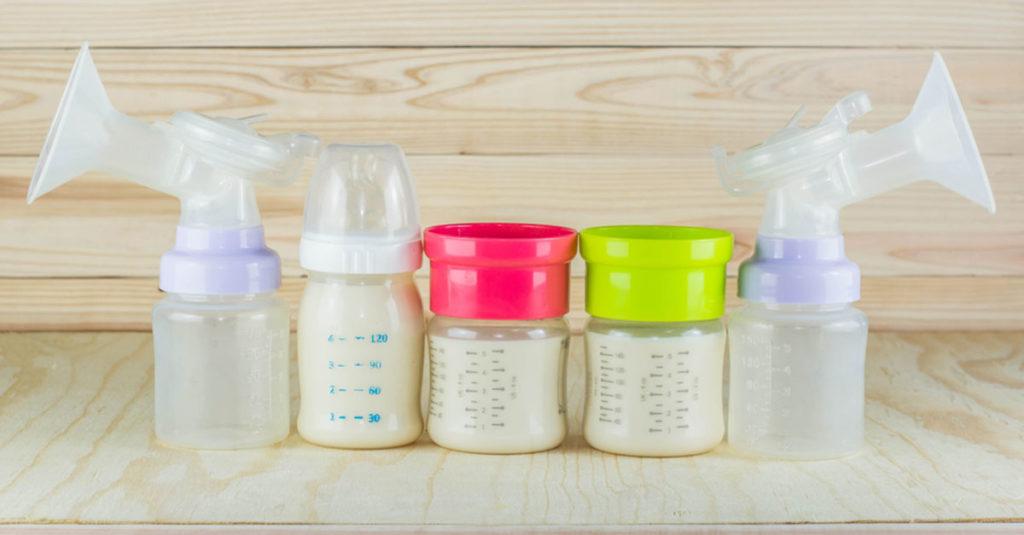 Muttermilch einfrieren