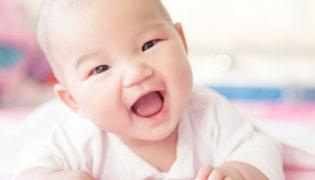 Entwicklung Baby Monat 4