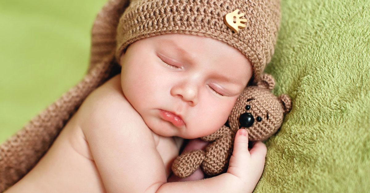 Entwicklung Baby Monat 7