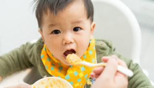 Essverhalten von Kindern –  Teil 1