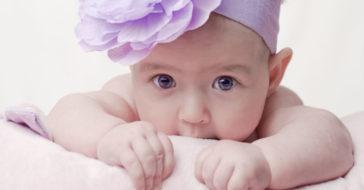 Fremdeln bei Babys