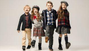 Kindermode für Schule und Freizeit